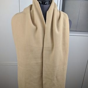 Old Navy beige scarf
